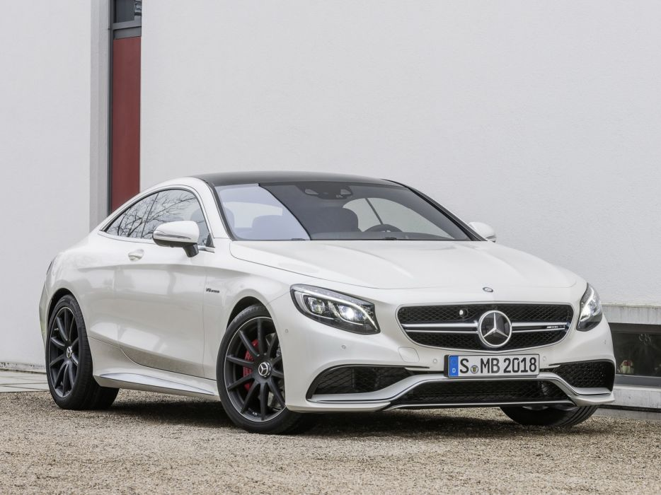 2014 Mercedes Benz S63 AMG Coupe (C217)  g wallpaper