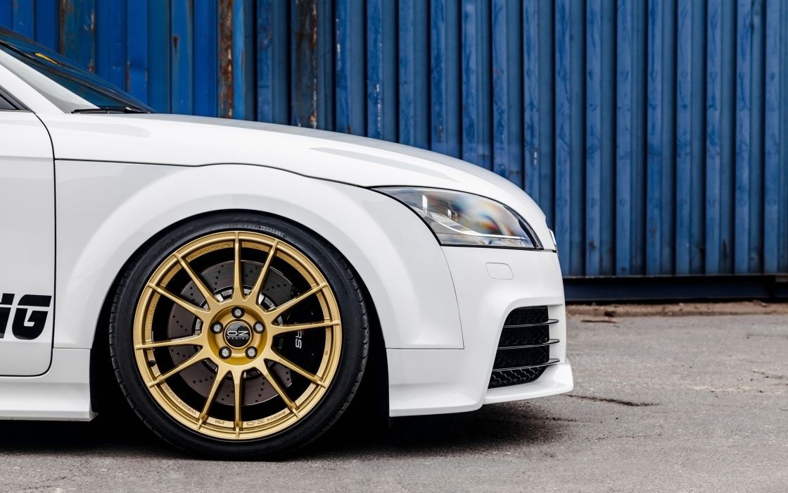 2014 OK-Chiptuning Audi T-T R-S Plus tuning wheel     g wallpaper