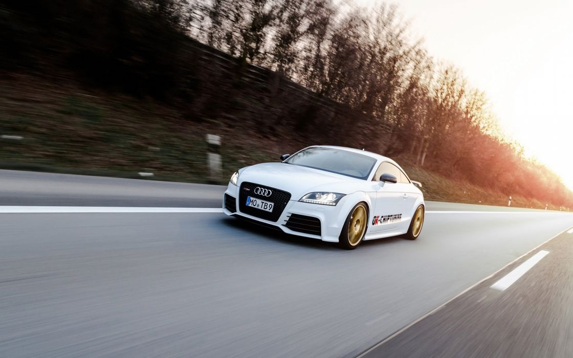2014 OK-Chiptuning Audi T-T R-S Plus tuning t wallpaper