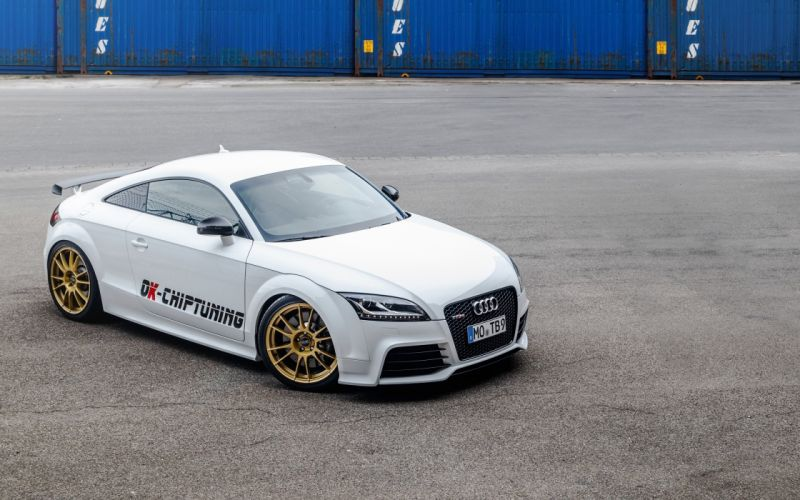 2014 OK-Chiptuning Audi T-T R-S Plus tuning e wallpaper
