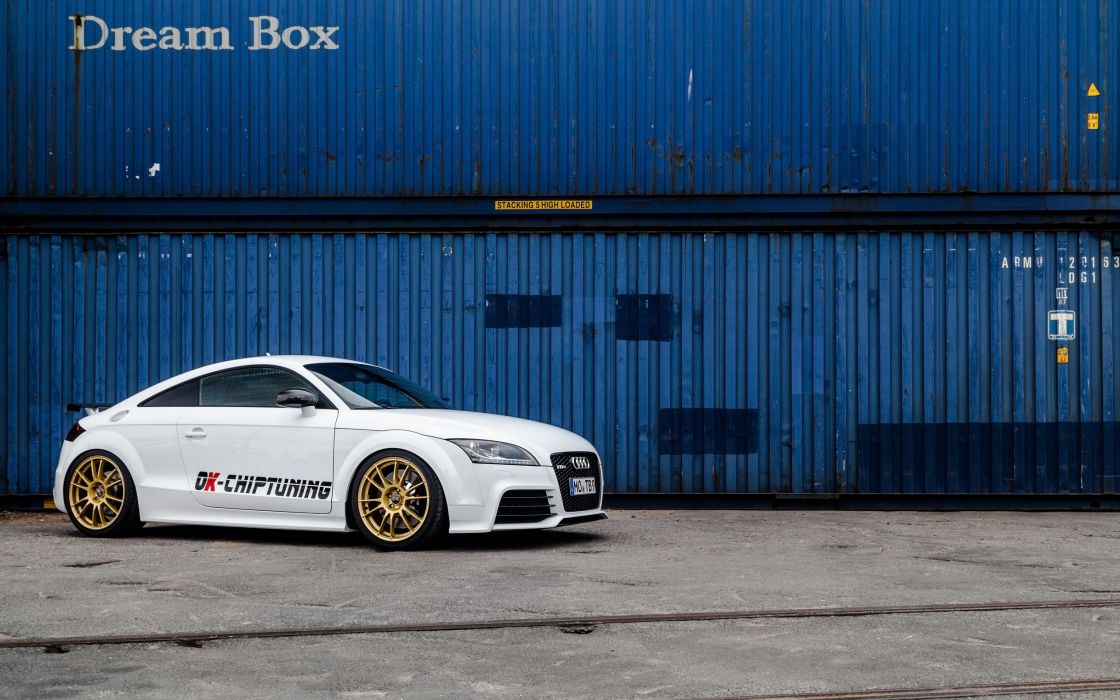 2014 OK-Chiptuning Audi T-T R-S Plus tuning      g wallpaper