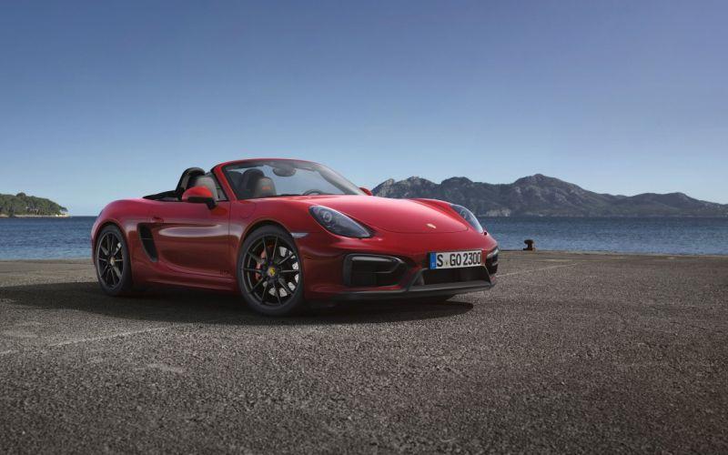 2014 Porsche Boxster GTS g wallpaper