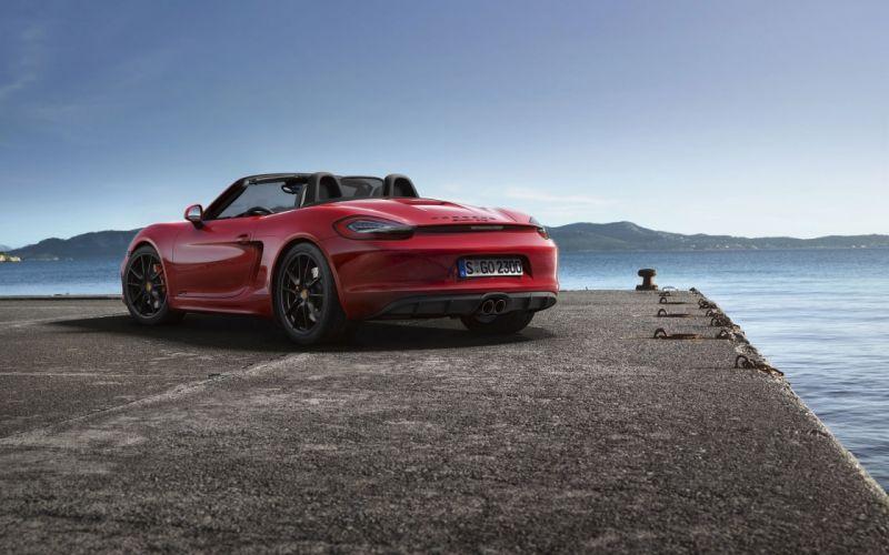 2014 Porsche Boxster GTS gd wallpaper