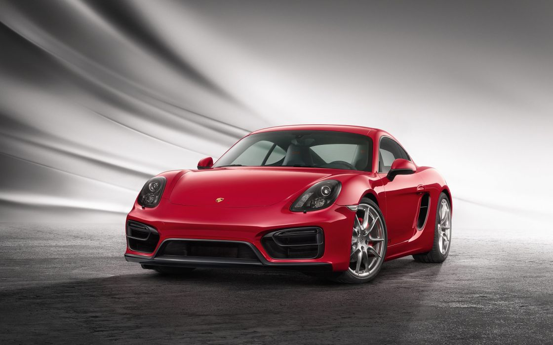 2014 Porsche Cayman GTS (981C)  te wallpaper