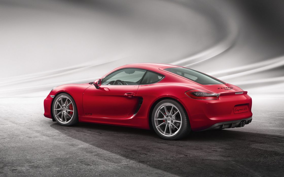 2014 Porsche Cayman GTS (981C)  t wallpaper