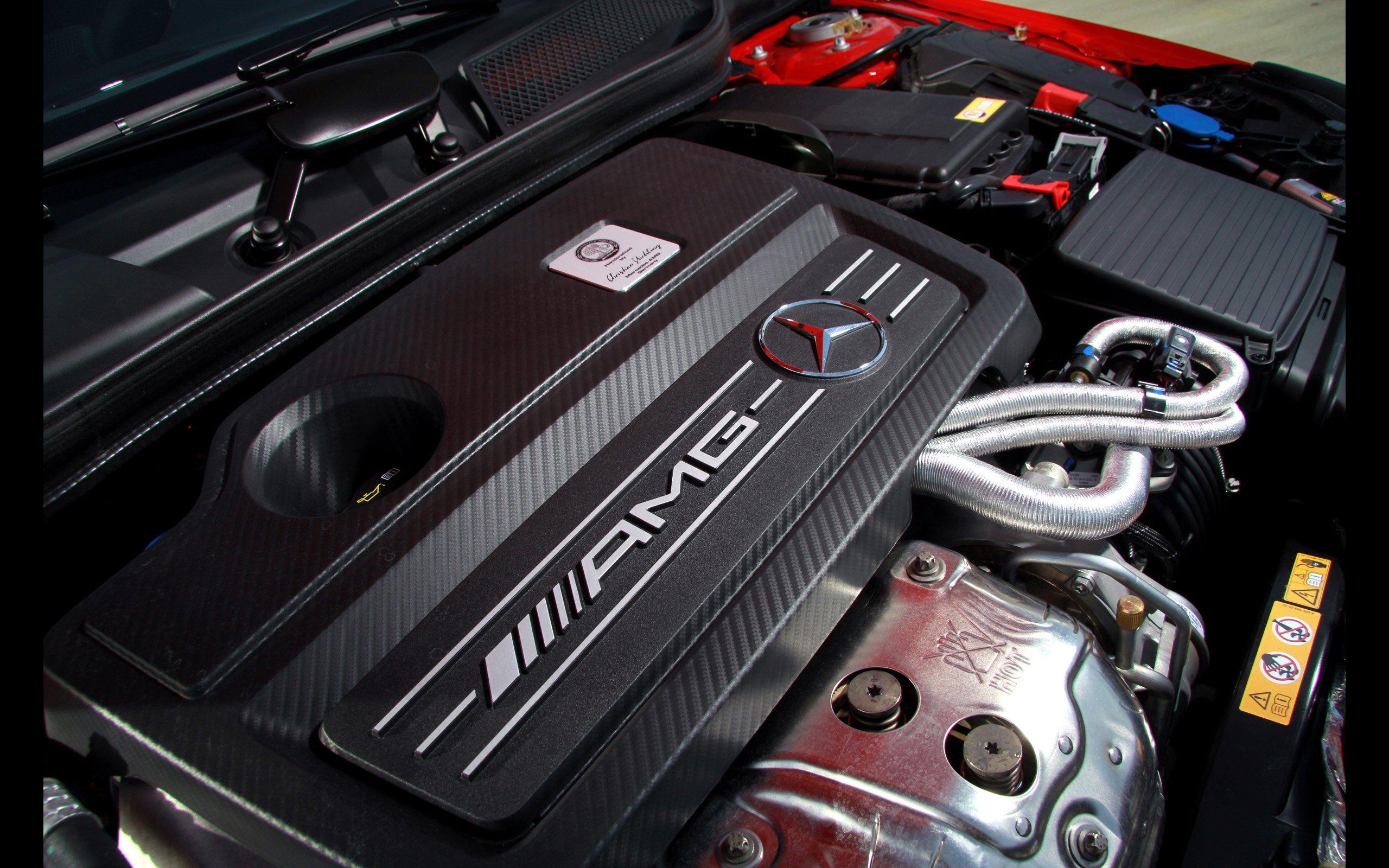 Original Mercedes C Amg Battery