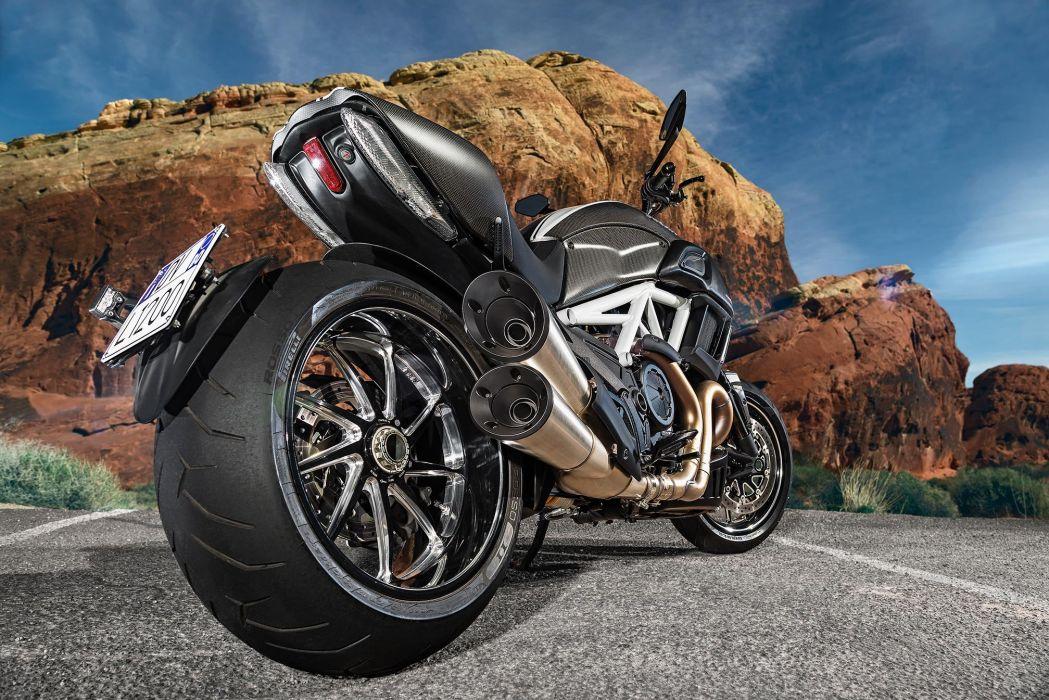 2015 Ducati Diavel Carbon motorbike bike motorcycle  hf wallpaper