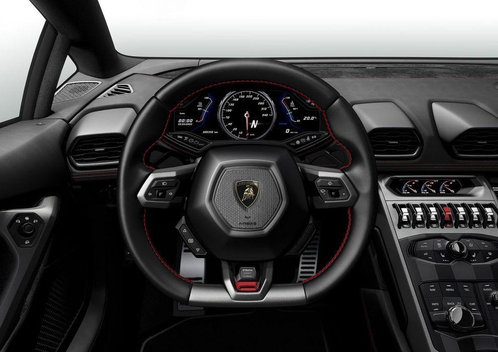 Lamborghini HuracAAn LP 610 wallpaper