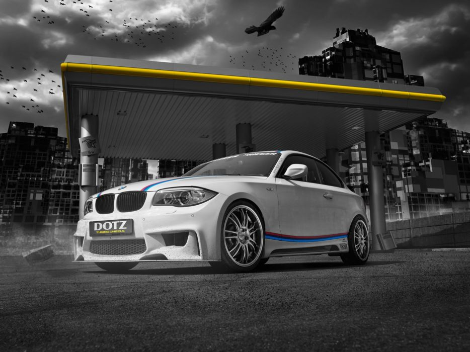 2014 BMW 1-Series 135i Coupe Dotz-Shift tuning   h wallpaper