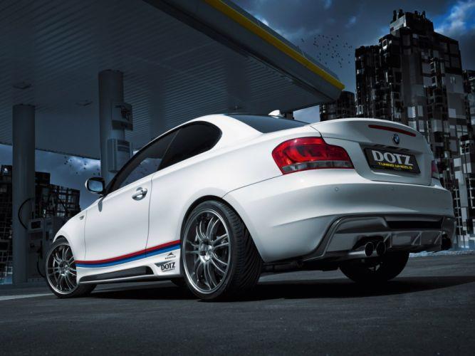 2014 BMW 1-Series 135i Coupe Dotz-Shift tuning g wallpaper