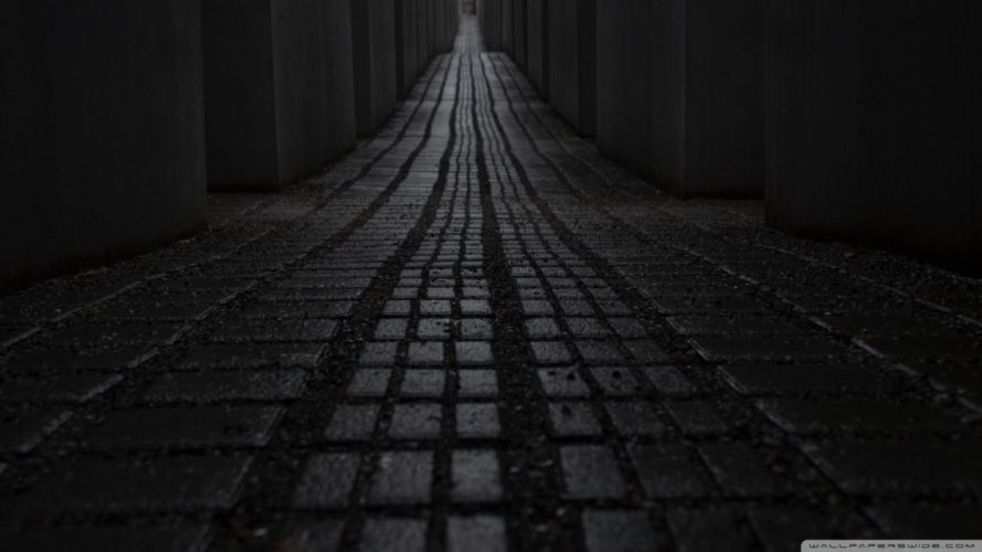 Dark Road wallpaper