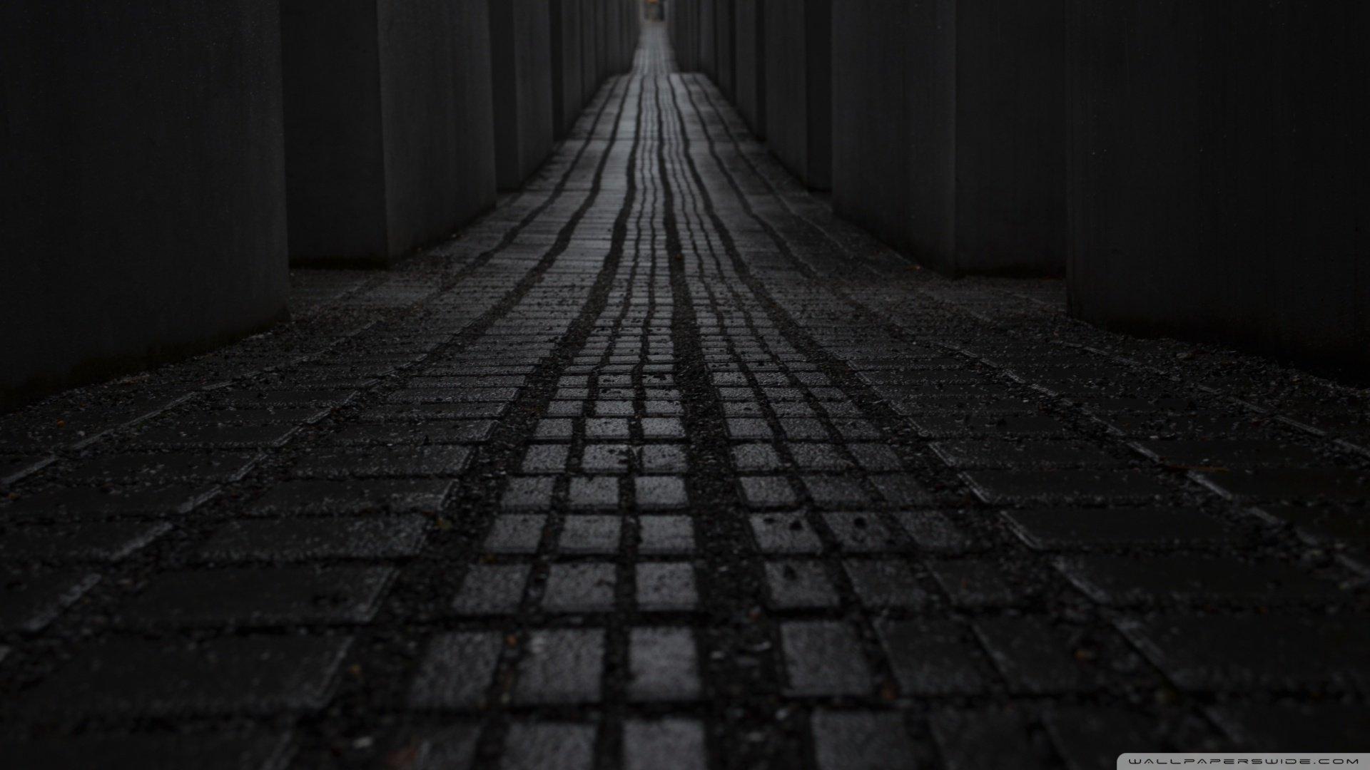 Dark Road Wallpaper 1920x1080 305991 Wallpaperup