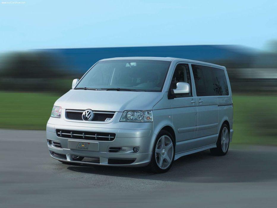 ABT-VW Sporting Van T5 2003 1600x1200 wallpaper 02 wallpaper