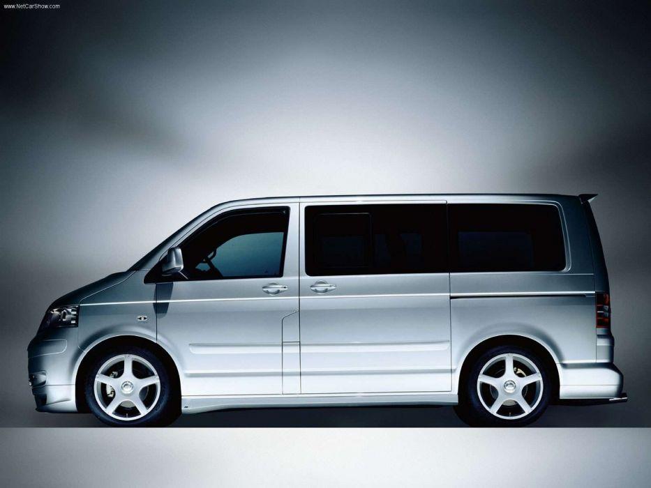 ABT-VW Sporting Van T5 2003 1600x1200 wallpaper 03 wallpaper