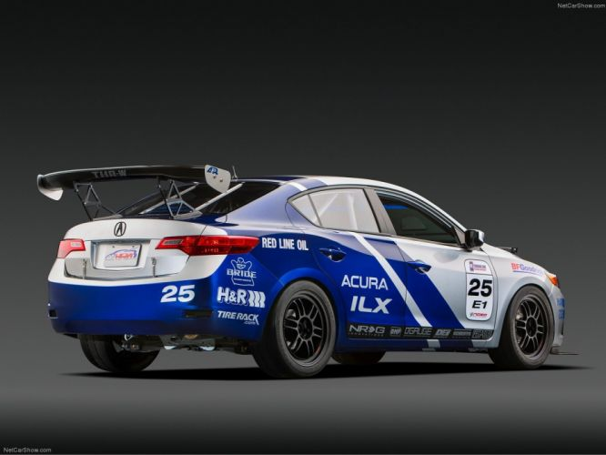 Acura-ILX Endurance Racer 2013 1600x1200 wallpaper 03 wallpaper