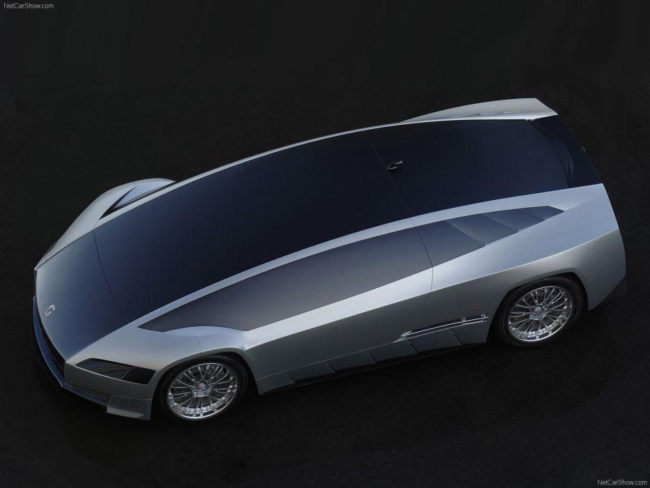 Italdesign-Giugiaro Quaranta Concept 2008 1600x1200 wallpaper 03 wallpaper