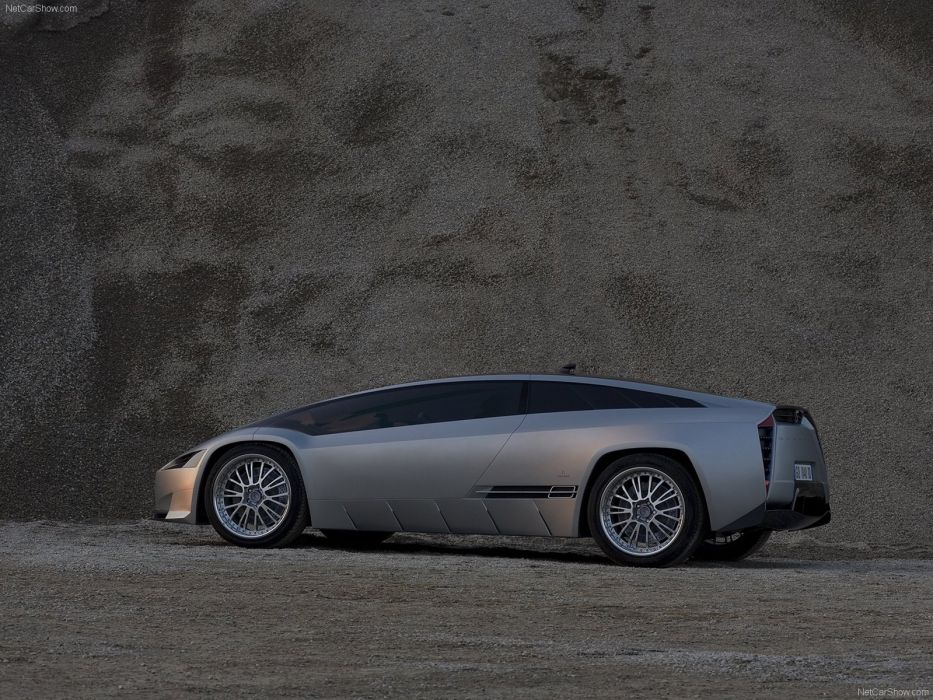 Italdesign-Giugiaro Quaranta Concept 2008 1600x1200 wallpaper 05 wallpaper