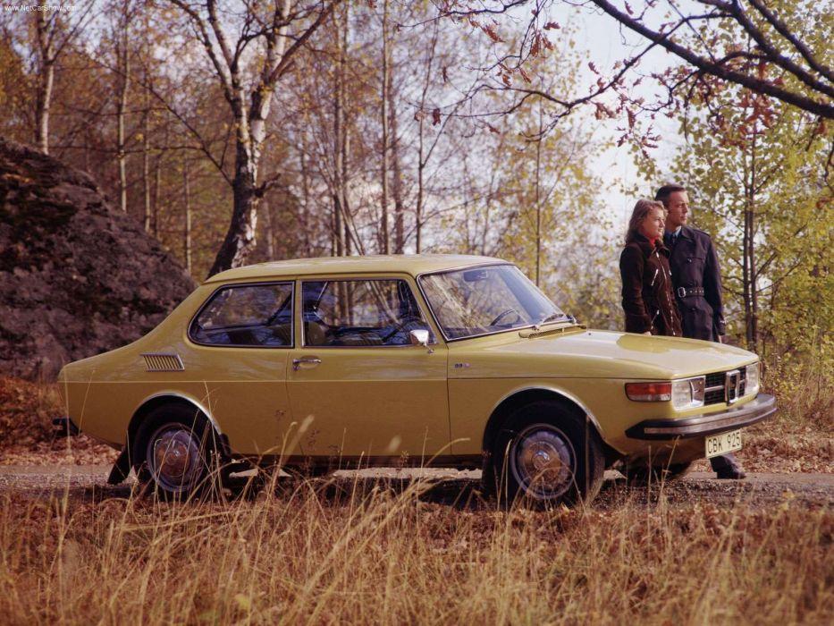 Saab-99 1968 1600x1200 wallpaper 04 wallpaper
