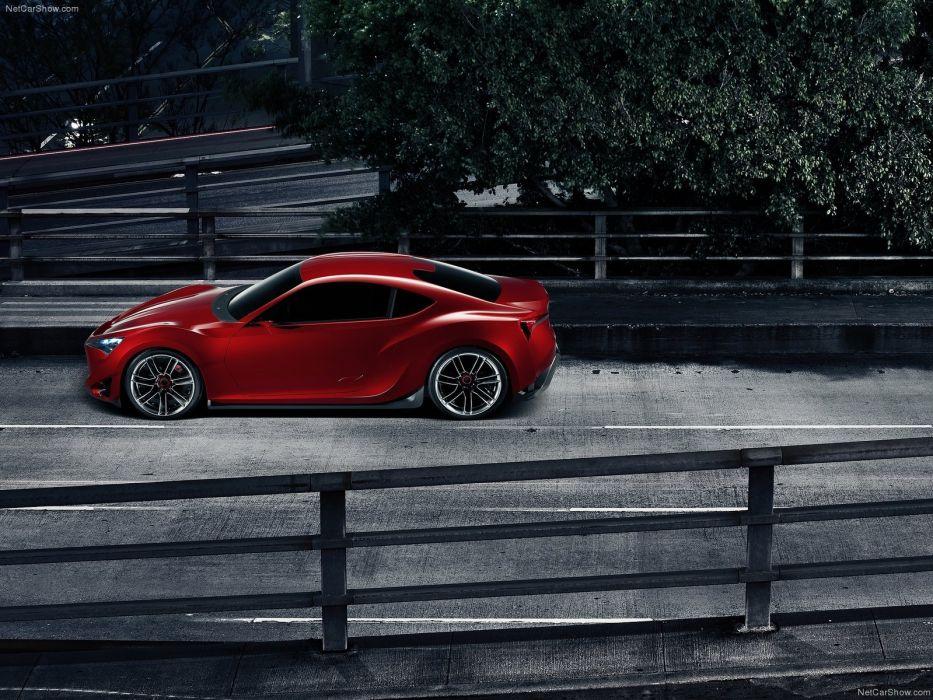 Scion-FR-S Concept 2011 1600x1200 wallpaper 02 wallpaper