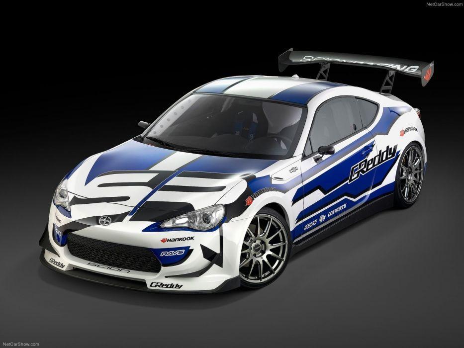 Scion-FR-S Race car 2012 1600x1200 wallpaper 02 wallpaper