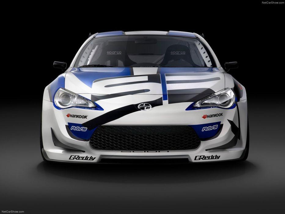 Scion-FR-S Race car 2012 1600x1200 wallpaper 06 wallpaper