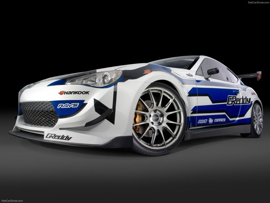 Scion-FR-S Race car 2012 1600x1200 wallpaper 03 wallpaper