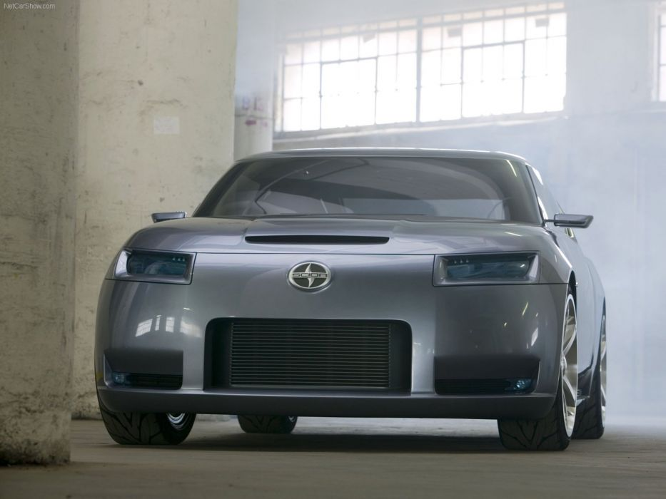 Scion-FUSE Concept 2006 1600x1200 wallpaper 0e wallpaper