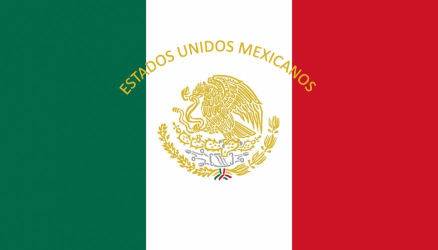 2000px-Mexican Presidential Standard_svg wallpaper
