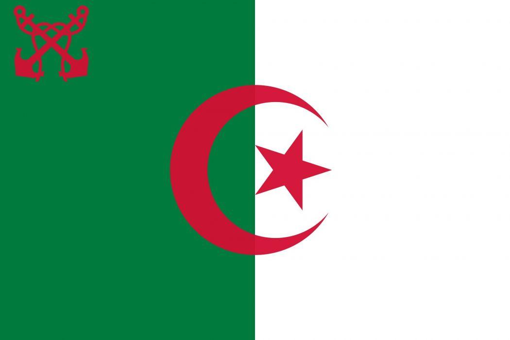 2000px-Naval Ensign of Algeria_svg wallpaper