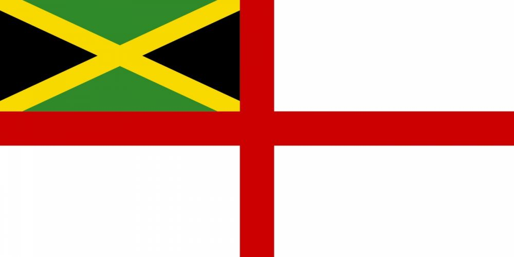 2000px-Naval Ensign of Jamaica_svg wallpaper