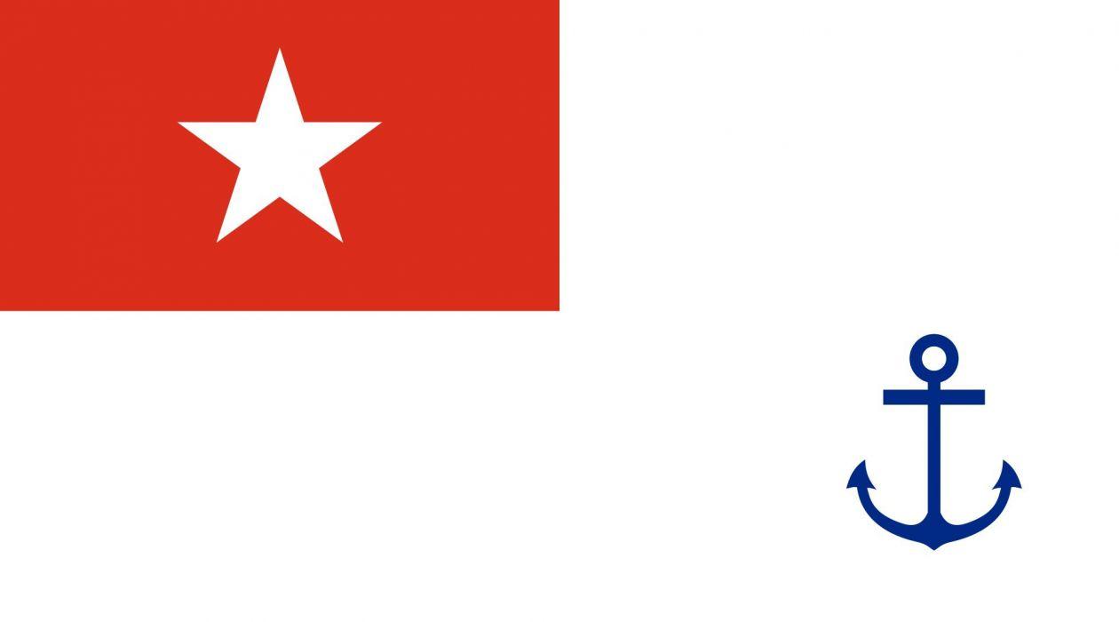 2000px-Naval Ensign of Myanmar_svg wallpaper