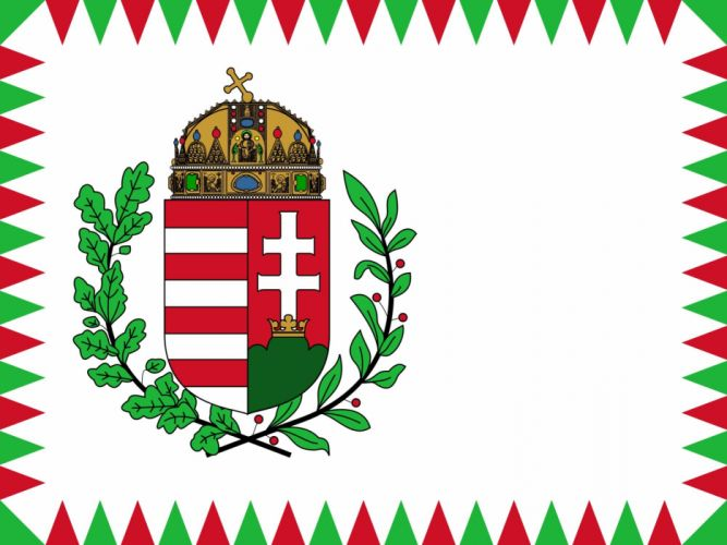 2000px-Naval Ensign of Hungary_svg wallpaper