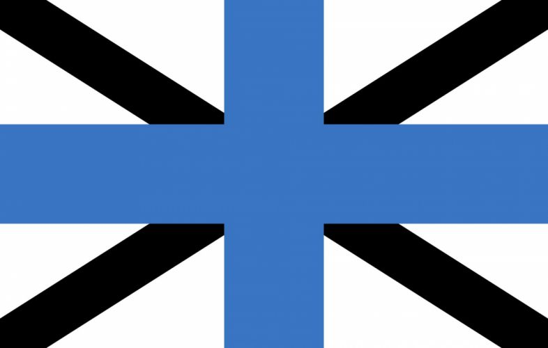 2000px-Naval Jack of Estonia_svg wallpaper