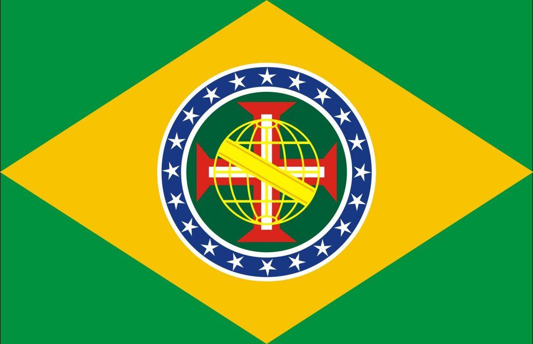 2000px-New Imperial Flag of Brazil_svg wallpaper