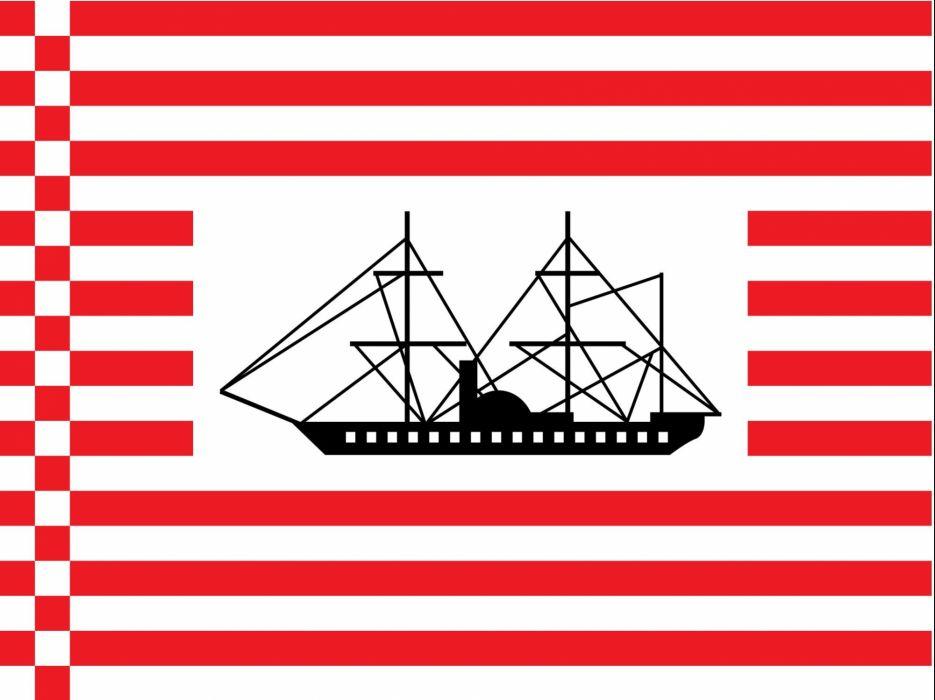 2000px-Ocean Steam Navigation Company flag - 1847_svg wallpaper