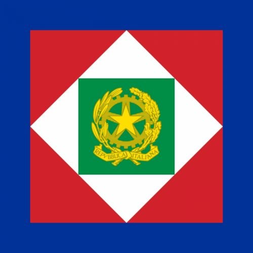 2000px-Presidential flag of Italy_svg wallpaper