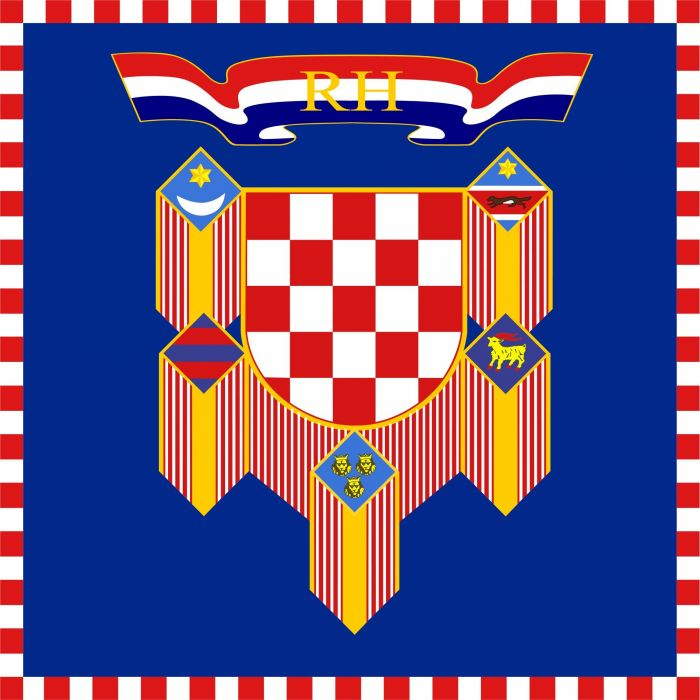 2000px-Presidential Flag of the Republic of Croatia_svg wallpaper