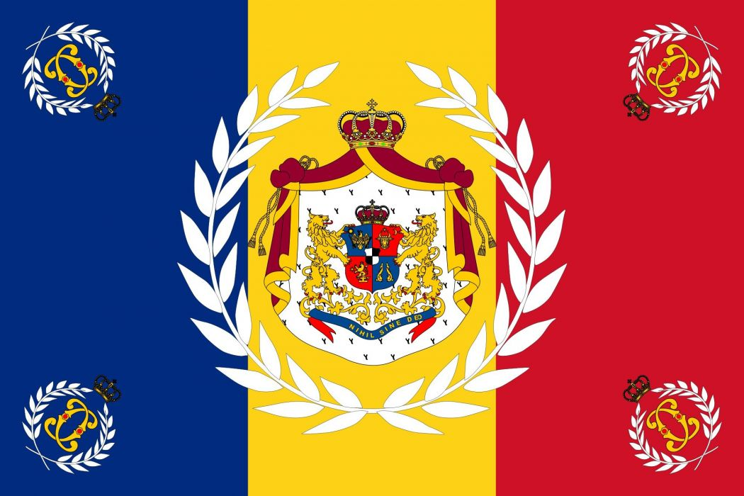 2000px-Romanian Army Flag - 1874 used model_svg (2) wallpaper