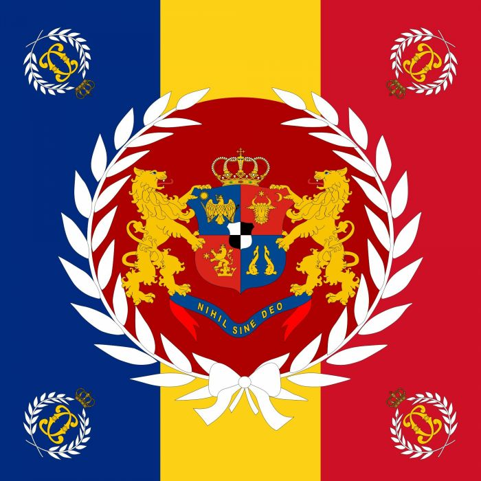 2000px-Romanian Army Flag - 1877 used model_svg wallpaper