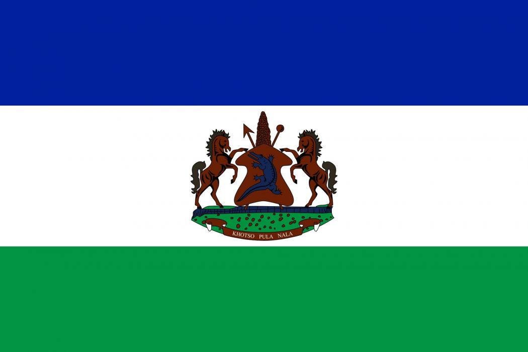 2000px-Royal Standard of Lesotho_svg wallpaper