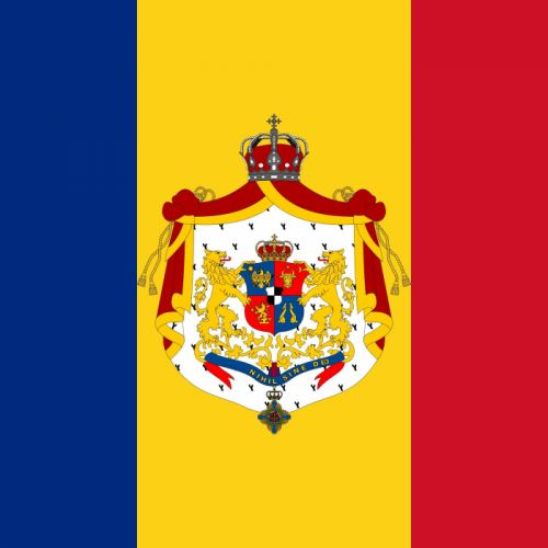 2000px-Royal standard of Romania (Crown prince 1881 model)_svg wallpaper