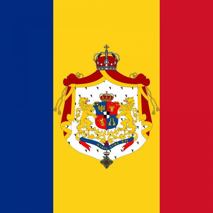 2000px-Royal standard of Romania (Crown prince 1881 model)_svg wallpaper