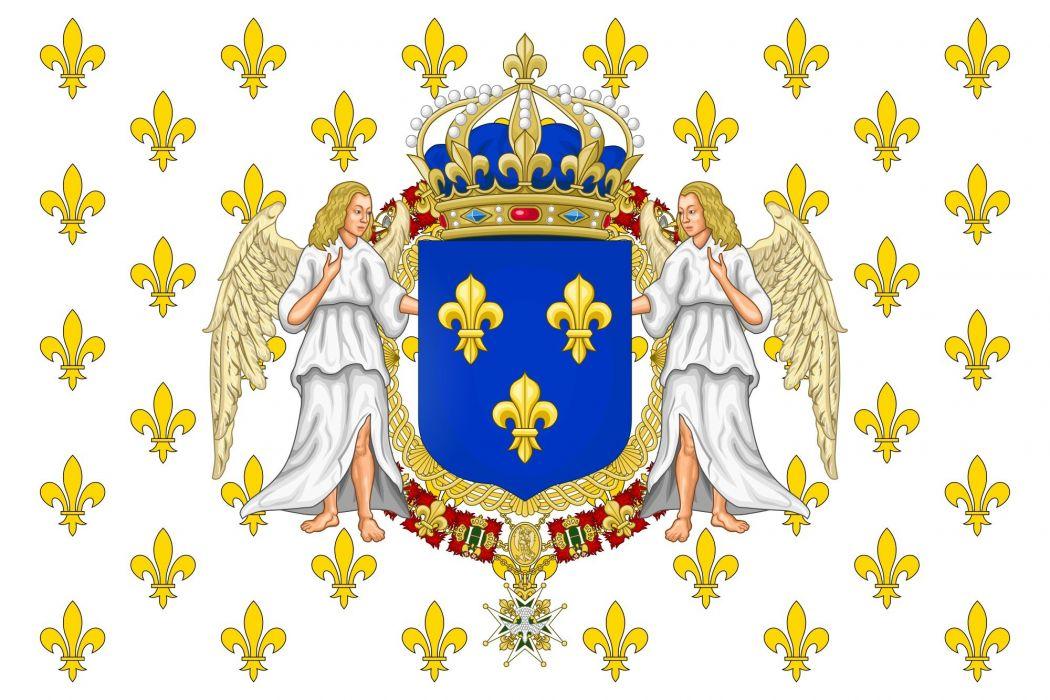 2000px-Royal Standard of the Kingdom of France_svg wallpaper