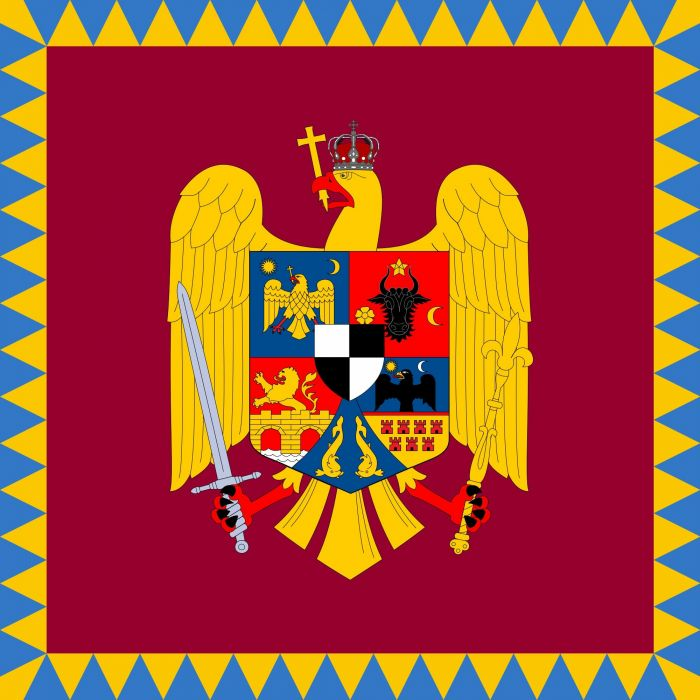 2000px-Royal standard of Romania (Queen 1922 model)_svg wallpaper