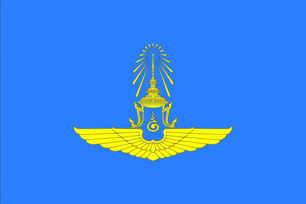 2000px-Royal Thai Air Force Flag_svg wallpaper