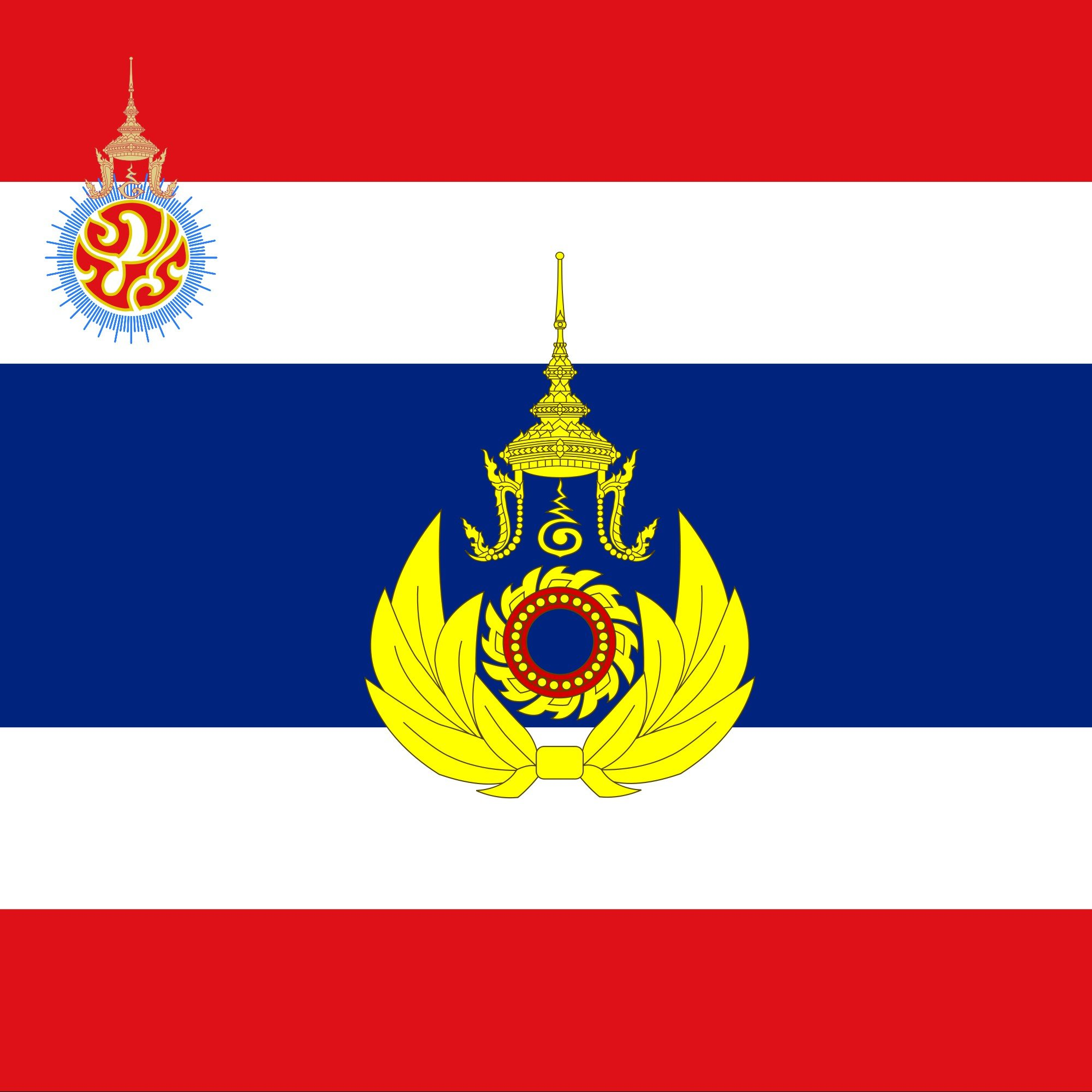 2000px Royal Thai Army Unit Coloursvg Wallpaper 2000x2000