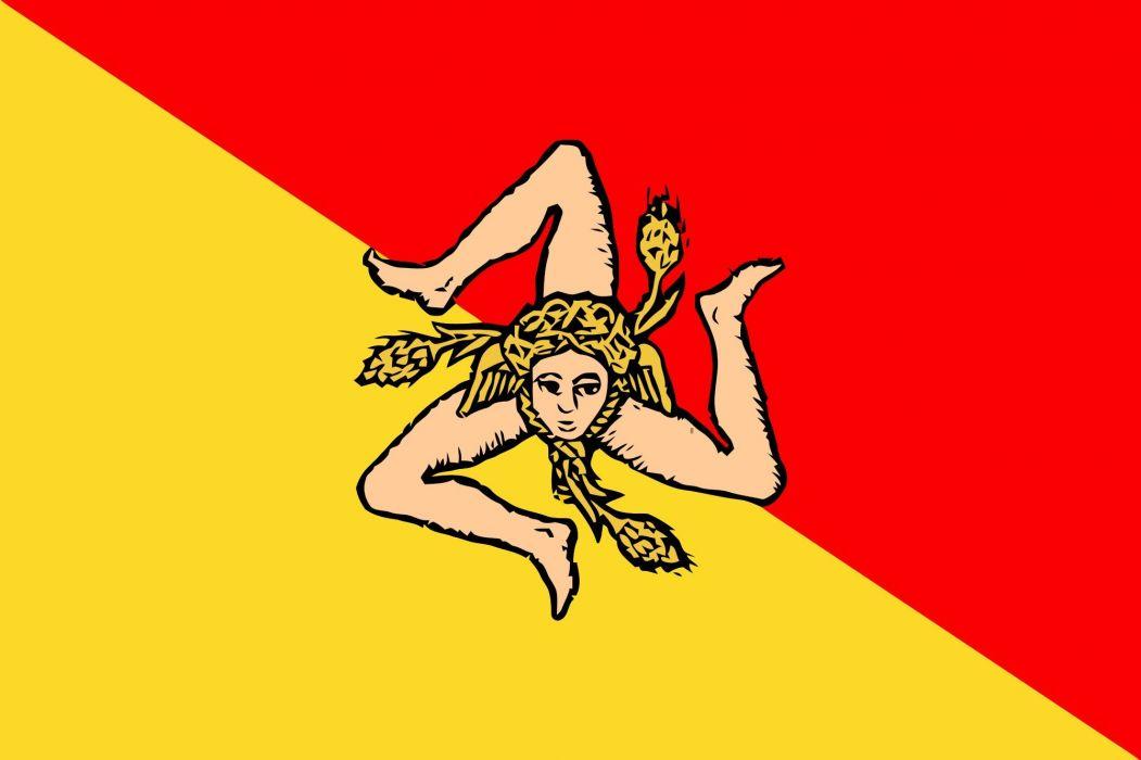 2000px-Sicilian Flag_svg wallpaper
