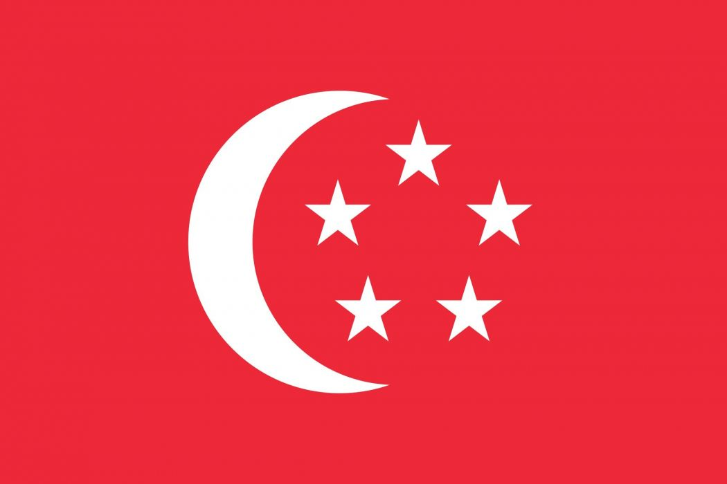 2000px-Standard of the President of Singapore_svg wallpaper