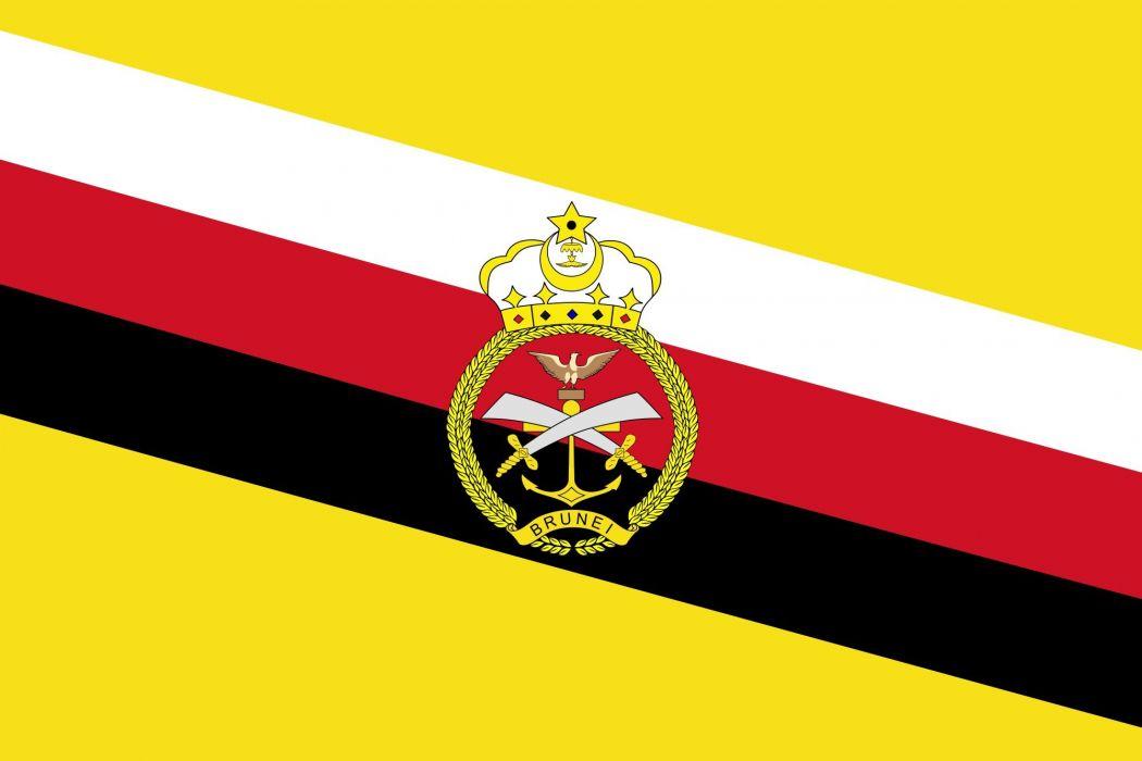 2000px-War Flag of Brunei_svg wallpaper