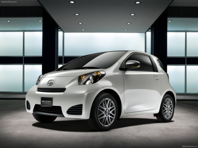 Scion-iQ 2011 1600x1200 wallpaper 01 wallpaper